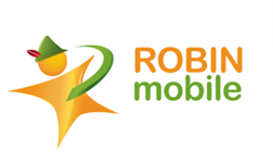 Afbeelding Robin Mobile logo